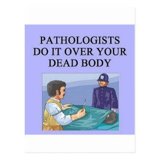 PATHOLOGISTSjpeg Postcard
