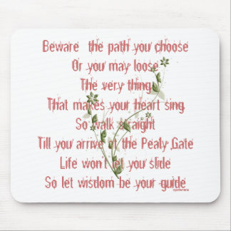 PATHS MOUSE PAD
