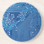 Paths on a computer plate coaster