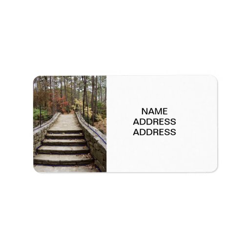 Pathway Address Label