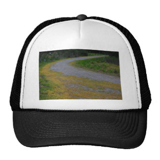 pathway at lillydale lake mesh hat