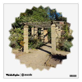 Pathway In The Rookery, Streatham Common 2 Wall Decal