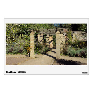 Pathway In The Rookery, Streatham Common 2 Wall Sticker