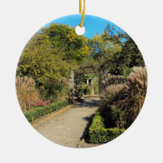 Pathway In The Rookery, Streatham Common Ceramic Ornament