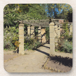 Pathway In The Rookery Streatham Common Drink Coasters