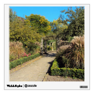 Pathway in the Rookery, Streatham Common, London Wall Decal