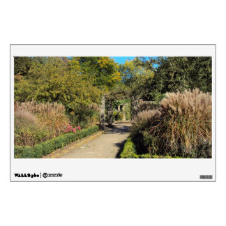 Pathway in the Rookery, Streatham Common, London Wall Sticker