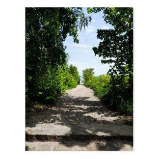 Pathway Postcard
