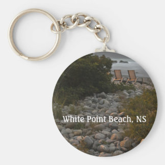 Pathway To Paradise Key Chain