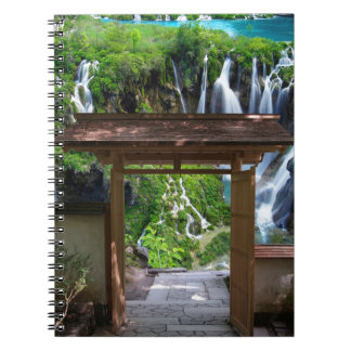 Pathway to Paradise Notebook