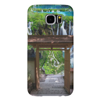 Pathway to Paradise Samsung Galaxy S6 Case