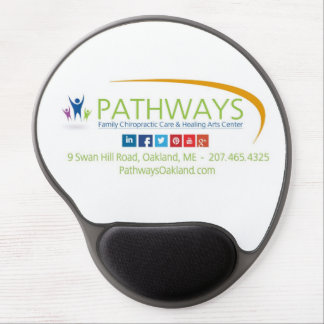 Pathways Oakland gel mouse pad