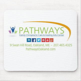 Pathways Oakland mouse pad