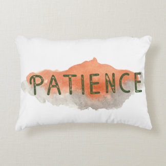 Patience Accent Pillow
