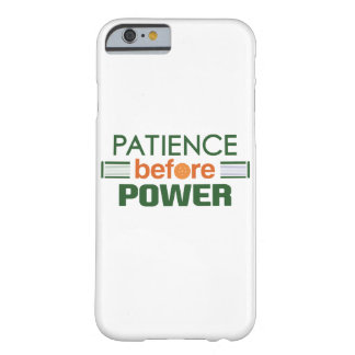 """""""Patience Before Power"""" Pickleball Case"""