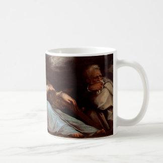Patience by Giorgio Vasari Coffee Mug