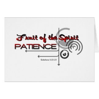 Patience, FOS Card