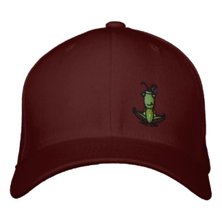 Patience, Grasshopper Hat