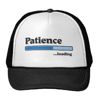 patience loading gorra