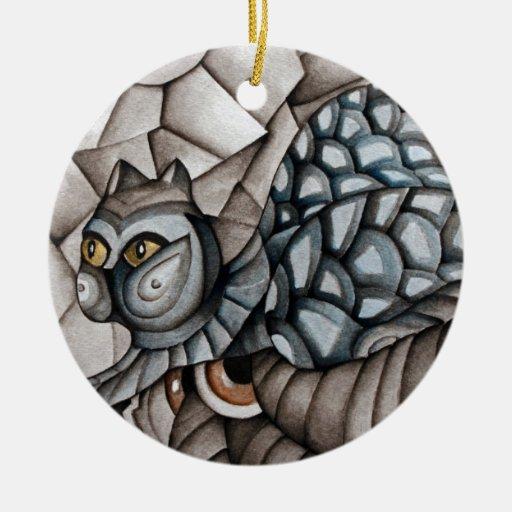 Patience Ornament