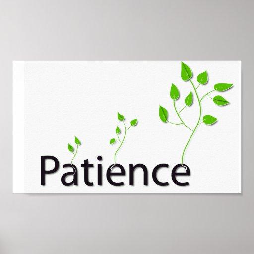 Patience Print