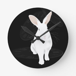 PATIENCE ROUND WALL CLOCK