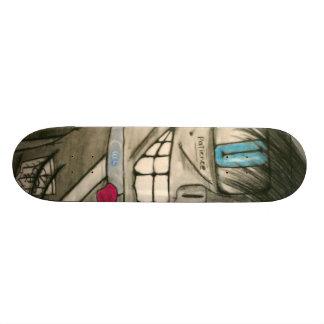 Patience Skateboard Deck