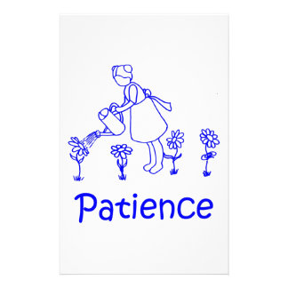 patience stationery
