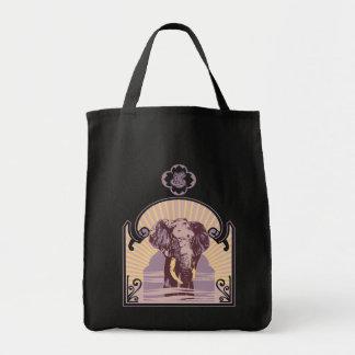 Patience&Wisdom Tote Bag