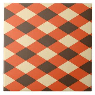 Patient Amusing Lucid Creative Large Square Tile