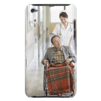Patient and nurse Case-Mate iPod touch case