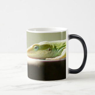 Patient Lizard Mug