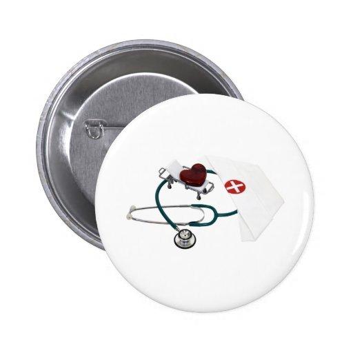 PatientCare082309 Pinback Button