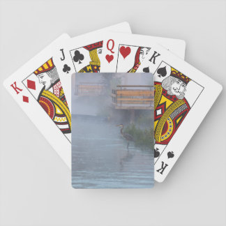 Patiently Waiting Playing Cards