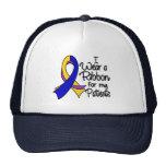 Patients - Bladder Cancer Ribbon Trucker Hat