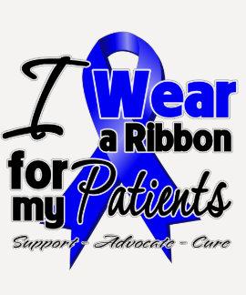 Patients - Colon Cancer Ribbon T-Shirt