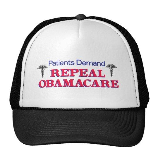 Patients Demand Trucker Hat