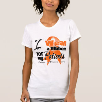 Patients - Leukemia Ribbon T-Shirt