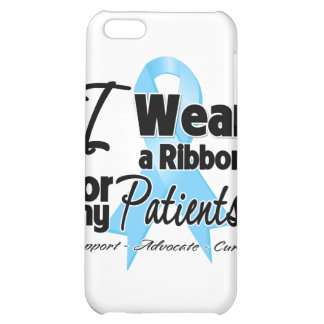 Patients - Prostate Cancer Ribbon iPhone 5C Cover
