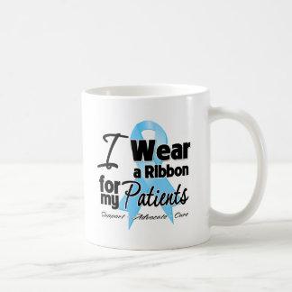 Patients - Prostate Cancer Ribbon Mug