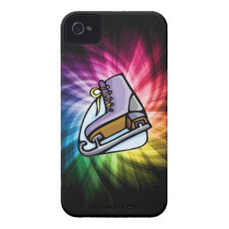 Patín de hielo colorido Case-Mate iPhone 4 funda