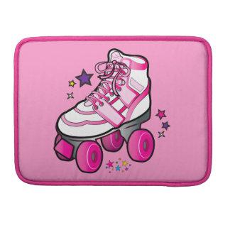 Patín de ruedas en rosa