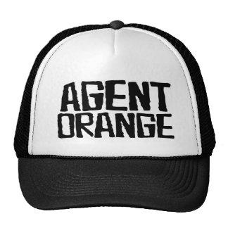 """Patín punky """"golpeado"""" del gorra del logotipo de A"""