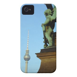 Patina Angel • Alexanderplatz Case-Mate iPhone 4 Cases