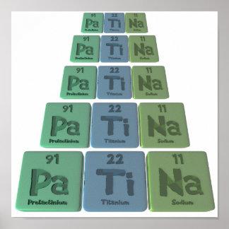 Patina-Pa-Ti-Na-Protactinium-Titanium-Sodium.png Poster