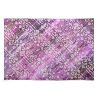 Pátina púrpura: Afiligranado Manteles
