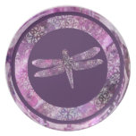 Pátina púrpura: Libélula