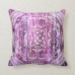 Pátina púrpura: Mandala y diamantes