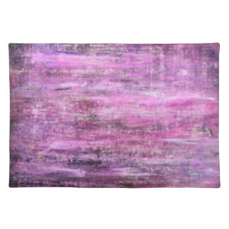 Pátina púrpura manteles individuales