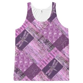 Pátina púrpura: Mosaico